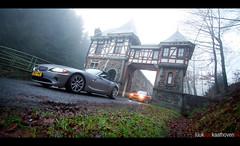 Roadtrip! (Luuk van Kaathoven) Tags: fog roadtrip bmw van z4 luxembourg luuk 318is luukvankaathovennl kaathoven