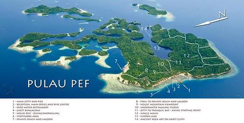 Pulau Pef Raja4divers