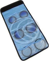 Estuche para 6 filtros fotogrficos (cablematic) Tags: 6 para estuche filtros ee02 fotogrficos