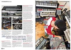 Editorial for Future Music Issue 248 (joaobambu) Tags: uk music future editorial portfolio tearsheet