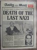 DAILY MAIL (old school paul) Tags: vintage newspaper 1987 frontpage dailymail rudolfhess