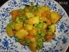 puri bhaji (receptyzindie2) Tags: bhatura
