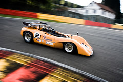 McLaren M8C (1970) (VJ Photography) Tags: 2 two orange cars car racecar vintage photography jurrie am ancient belgium no year harry automotive can racing historic read number cc event mclaren be deux driver oldtimer hours motor 1970 six nr oldtimers spa pilot motorracing luik drivers numero 8000 pilote canam francorchamps spafrancorchamps 2011 nummer pilotes vjimages vanhalle cacc rijder rijders m8c 8000cc