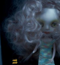 Lisettes curls in night moods