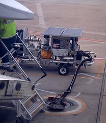 Solar powered airport fueling machine. () Tags: xmas vacation holiday tarmac plane fly inflight airport texas tx aircraft flight wing jet aeroporto dallasfortworth aerial virgin windowview dfw flughafen happyholidays merrychristmas aeropuerto rtw aereo fuel airliner vacanze avion happynewyear a320 windowseat flammable roundtheworld hny weekendgetaway solarpowered globetrotter airplanewing a321 fueling virginairlines luchthaven areo aroport jetwing airbusa320 22f  tarmacadam kdfw dallasfortworthinternationalairport insidetheplane worldtraveler  dallasfortworthairport virginamerica intlairport   virginamericaairlines inthecabin  internationalairport dallas2011 vx850 seat22f solarpoweredairportfuelingmachine fuelingmachine fuelmachine airportfueler