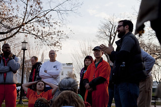 Witness Against Torture: Group Meeting