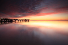 A most awesome sunrise (dK.i photography (counting down)) Tags: longexposure morning light colors clouds sunrise canon reflections spectacular dawn pier perfect glow maryland pasadena unprocessed downspark singleexposure cheaspeakebay stunningskies 5dmkii singhrayrgnd ef1740f40lusm mygearandme mygearandmepremium mygearandmebronze mygearandmesilver mygearandmeplatinum mygearandmediamond