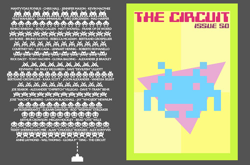 Issue 50 of the Circuit - Space Invader Special
