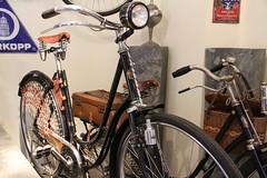 Deutsches Fahrradmuseum am 7.1.2012 (pilot_micha) Tags: bicycle museum germany bayern deutschland bavaria deu fahrrad opel unterfranken damenrad badbrückenau landkreisbadkissingen fahrradmuseum baujahr1938 deutschesfahrradmuseum doppelschleifenrad germanbicyclemuseum