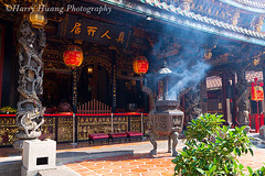 Harry_01501,,,,,,,,, (HarryTaiwan) Tags: temple taiwan taipei        baoantemple     dalongdong           harryhuang  hgf78354ms35hinetnet