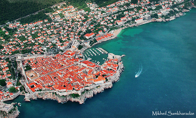 Dubrovnik From Above / Croatia