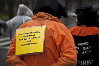 Witness Against Torture: Solitary