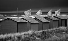 Atlantic City, New Jersey (Steven White Photographic Art) Tags: white beach canon ir newjersey steve scenic americanflag atlanticcity infrared boardwalk steven bwir blackandwhiteinfrared stevewhite stevenwhitephotographicart