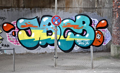 HH-Graffiti 748 (cmdpirx) Tags: urban streetart art wall cowboys writing painting graffiti mural paint artist box wand character hamburg can spray crew hh writer hiphop hip hop graff piece aerosol bombing legal wildstyle knstler juke fatcap strassenkunst jbcb