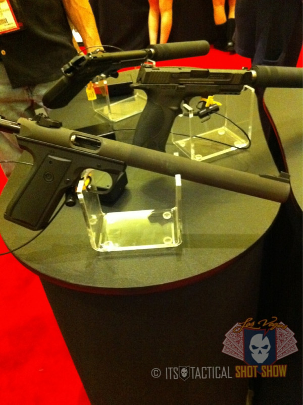SHOT Show 2012 Day 2 Live Coverage 021