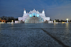 Not all those who wander are lost ~ J.R.R. Tolkien (Greg Foster Photography) Tags: atlanta castle beautiful architecture night ga georgia wonder temple lights lowlight nikon greg availablelight gorgeous palace tokina foster nighttime hindu hinduism mandir baps shri lilburn swaminarayan gregfoster 1116mm gregfosterphotography