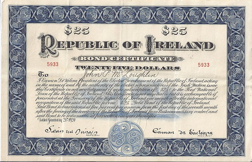 Old Currency & Bonds
