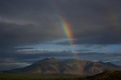 Iris' Promise (ArneKaiser) Tags: sanfranciscopeaks monsoon rainbow arizona nuvatukyaovi dookooosd nuvatukyaovi wimunkwa flickr