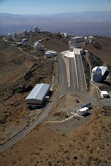 La Silla from Catway [HDR] (Alexandre Santerne) Tags: observatory eso lasilla
