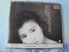 原裝絶版 1988年 8月4日 藥師丸博子 薬師丸ひろ子 セ・ン・テ・ン・ス CD 原價 3200YEN 中古品 3