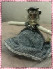 pesos de porta boneca tilda (por encanto artesanatos) Tags: boneca tilda pesodeporta