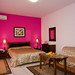 Philippion hotel family rooms in Loutra Pozar