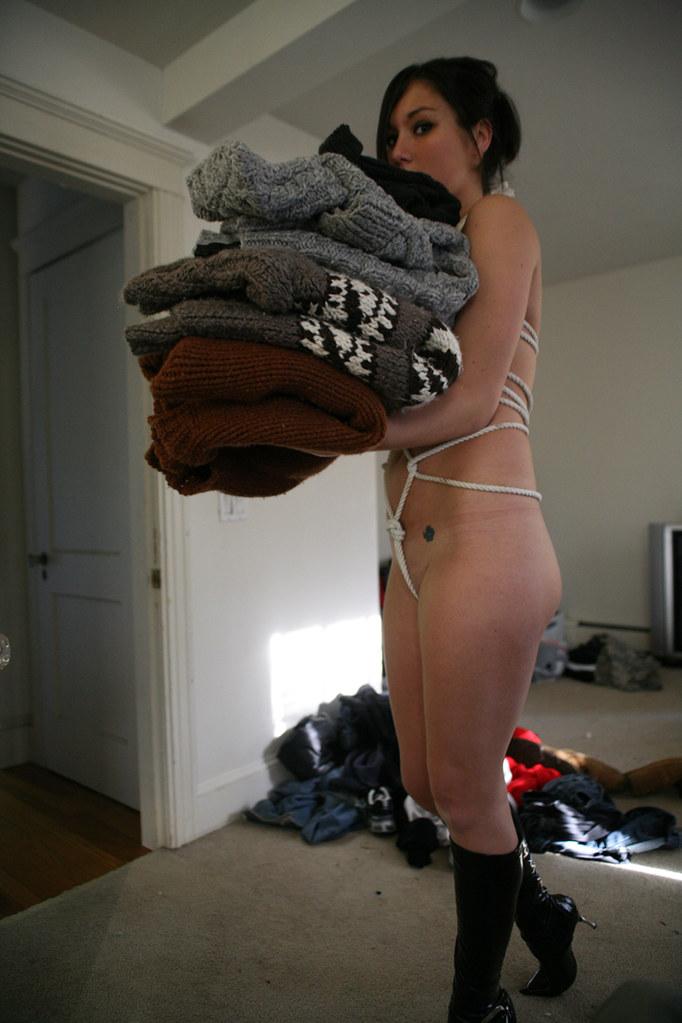 Remarkable, rather Sweater bondage