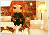 on the sofa (Caotica_Mai (MaY Coba) ♡ Slow Blog) Tags: pig tram mocha priss gizza sandshacksurfco mooltosistershunt