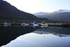 Seyðisfjörður, IS - 2011.07.23 (Blind_BlindBlind) Tags: haven reflection digital port canon boats mirror is iceland quiet bateaux calm symmetry reflet fjord kit stillwater 1855 dslr miroir islande symétrie 500d efs1855mmf3556 höfn seyðisfjörður fjörður eos500d canoneos500d eoskissx3 rebelt1i kissx3 eosrebelt1i