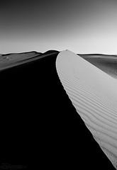 Desert  (Explore#18) (Saleh Mohammed) Tags: bw black canon eos dc sand waves desert sigma earthy mohammed land 1020mm saleh  d600               canon600d  alfuraiji  salehmohammed