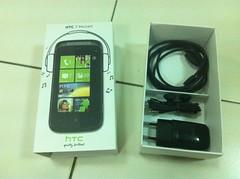 HTC 7 Mozart 1