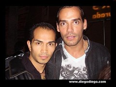 Diegodiego y Christian de la fuente (Theworldsnumberoneentertainer) Tags: world music news film television radio entertainment hollywood celebrities luminaries gossip rumors publicfigures diegodiego escandals