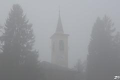 Nascosta dalla nebbia  [EXPLORE] (Riccardo Brig Casarico) Tags: fog wow nebbia atmosfera brig riki atmosphre brigrc