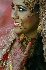 Bangladeshi Bride EXPLORED #190 (*HamimCHOWDHURY* [Only Posting photos ]) Tags: life pink blue red portrait white black green nature yellow canon eos colorful purple faces sony gray magenta violet surreal ash dhaka dslr vaio rgb bangladesh 60d 595036 framebangladesh incrediblebengal gettyimagesbangladeshq12012