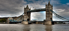 uk greatbritain bridge color london tower thames clouds towerbridge river day cloudy hdr mygearandme mygearandmepremium mygearandmebronze ringexcellence dblringexcellence
