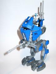 at rt 75002 star wars lego e (tjparkside) Tags: new trooper st star yoda lego destroyer captain 501st sw lightsaber wars clone rt droid legion commando 501 minifigure atrt 75002 minifigures