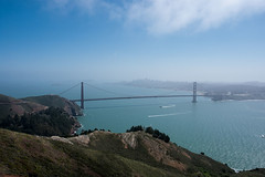 Golden Gate Bridge Mar '14 - 40 (www.bazpics.com) Tags: ocean sanfrancisco california ca bridge usa west america golden coast scenery gate ship view pacific hill scenic goldengatebridge viewpoint sausolito barryoneilphotography