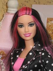 Date Night 16 (mydollfamily) Tags: barbie fashionista fashiondoll mattel diorama raquelle rainbowwave1