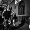 On Seymour St. (. Jianwei .) Tags: street light shadow urban vancouver seymour runner nex kemily nex6