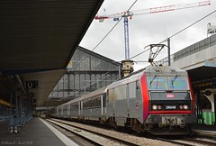 BB26048 - Intercits 3643 (- Oliver -) Tags: train sncf sybic corail bb26000 intercites bb26048