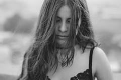 No me dejes a solas con mi silencio (Santiago Mndez Photography) Tags: portrait girl 50mm nikon venezuela charallave
