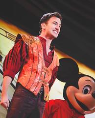 Mickey and the Magical Map (guacamolls) Tags: disneyland disney mmm disneylandresort mapmakers fantasylandtheatre mickeysmagicalmap mickeyandthemagicalmap magicalmap matmm