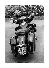 INDIAN BAGGER (ROADMASTER 64) Tags: indian roadmaster