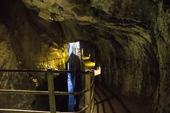 Trummelbachfalle - caminho dentro da gruta para ver cachoeiras internas (CartasemPortador) Tags: bern lauterbrunnen cachoeira quedas interlaken dgua trmmelbach trmmelbachflle