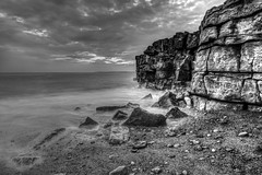 The nights are made for us (pauldunn52) Tags: sunset sea heritage by wales coast glamorgan ogmore