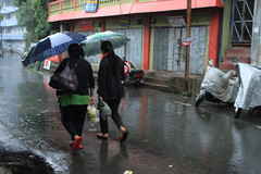 Rainy day in Aizawl (Ruahsur) (azara ralte) Tags: india rain weather shower weekend rainy rainyseason zoram aizawl northeastindia aizawlcity mizohmeichhia mizowomen ruahsur