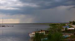 Clouds, lake, nature (A. Meli) Tags: lake water rain clouds landscape see wolken termszet es regen t tjkp felhk dienatur landschafstbild