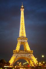 The Eiffel Tower (dcarlbom) Tags: paris fs160522 fotosondag ljus france tourism architecture