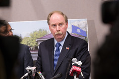 A Press Conference 2016-05-25 DMV Motor Voter (1 of 17) (srophotos) Tags: state senator westport redding len danbury sherman bethel weston wilton newcanaan ridgefield fasano newfairfield statesenatortoniboucher statesenatormichaelmclachlan ctdmvmotorvoter