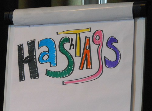Place for Hashtags to be Born by mikecogh, on Flickr